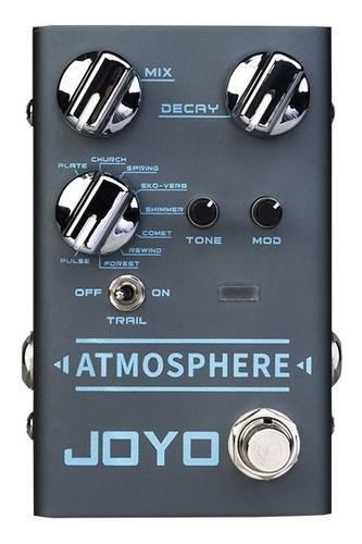 Joyo Atmosphere Multi Reverb - 9 Tipos - Pedal R Series
