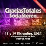 Entradas Soda Stero Diciembre 2021 Campo Vip Sabado