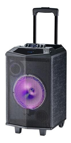 Parlante Karaoke Con Luces De 25w Rms Tagwood