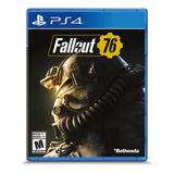 Fallout 76 Ps4 Formato Físico Original