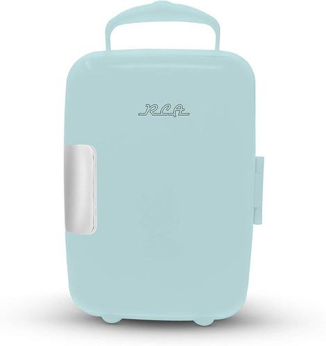 Rca Mini Refrigerador Blanco Cocina Rc-4w Auto Oficina