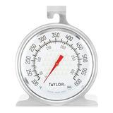Termómetro Analógico Taylor Acero Inox Para Horno 50-300°c