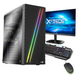 Xtreme Pc Intel Dual Core 3.5 Ghz 8gb 1tb Monitor 21.5 Wifi