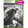 Jogo Xbox360  Watch Dog Mídia Física Pronta Entrega Original