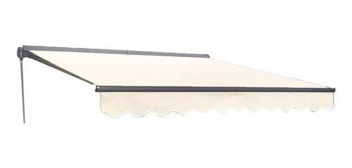 Toldo Pegable Brazos Invisibles Enrollable Lona 250x150