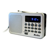 Radio Am/fm Digital Kolke Kpr-364 Circuit