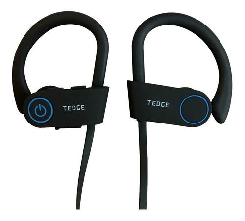Auriculares Inalámbricos Tedge Bluetooth Blhphone1 Negro