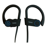 Auriculares Inalámbricos Tedge Bluetooth Blhphone1 Negro