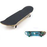 Skate Con Lija, Superficie Antideslizante Con Diseño