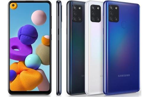 Samsung Galaxy A21s 64gb / Nuevo Sellado Tienda Garantía