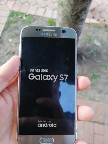 Barato Samsung S7 Flat Plateado