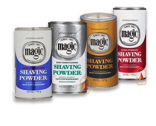 Polvo Depilatorio Magic Shaving Powder - g a $100