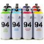 Tinta Spray Fosca 94mtn 400ml Cores P/ Grafite Multiuso Original
