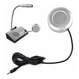 Microfono Intercomunicador Para Caja Mod- 9908