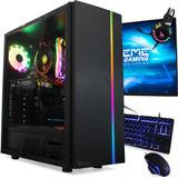 Xtreme Geforce Gtx 1650 Super Ryzen 5 16gb 2tb Monitor 144hz