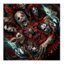 Bandana Lenço Mascara Personalizada Rock Metal Slipknot 01 Original