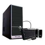 Pc Cpu Escritorio Gigabyte E 6010 Dual Core Ssd 120gb 4gb