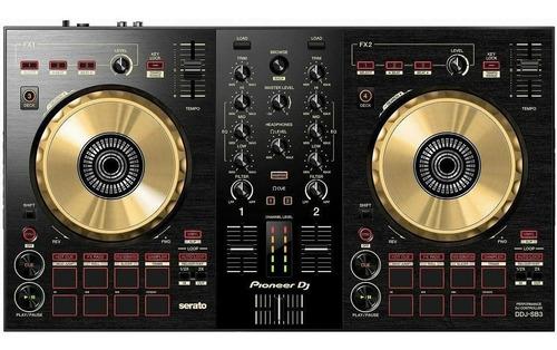 Controlador Dj Pioneer Sb3 Gold Garantia / Abregoaudio