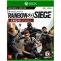 Rainbow Six Siege Edição Deluxe Xbox One Mídia Física Novo Original