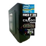 Cpu Pc Gamer Intel  Barato Core I5 3.2ghz 8gb Hd 500g 650wts