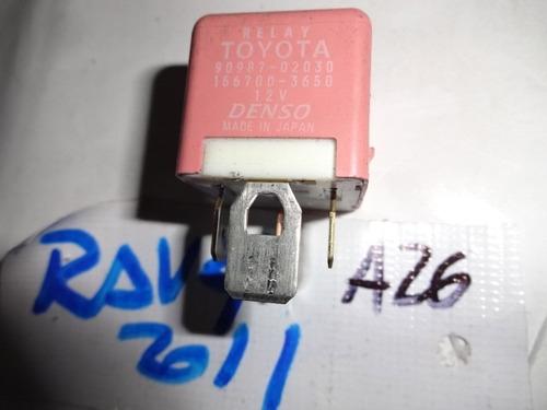 Relay Reley Toyota Rav4 2011 Codigo 90987-02030