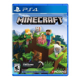 Minecraft  Starter Collection Xbox Game Studios Ps4 Físico
