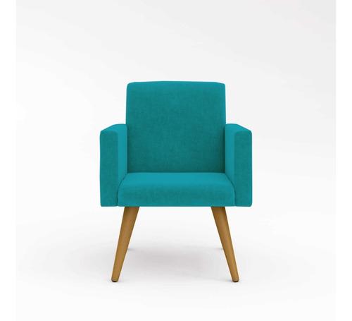 Poltrona Decorativa - Cadeira Escritório - Black Friday