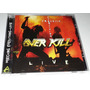 Overkill - Wrecking Everything Live (imp/arg) Original