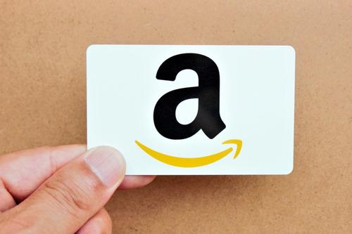 Amazon Gift Card 1 Dólar ( Código Digital )