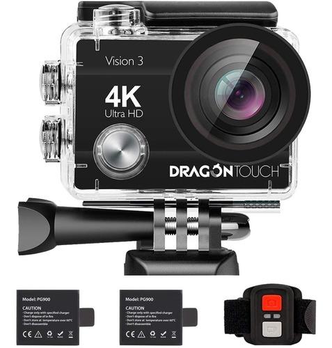 Camara Go Pro Con Control Remoto 4 K 16mp - Dragon Touch