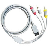 Cable Tv Wii Audio Y Video Rca Nintendo Wii