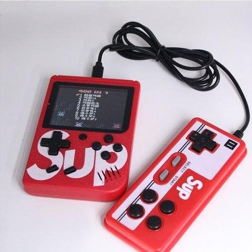 Consola Video Juegos Portátil + Joystick
