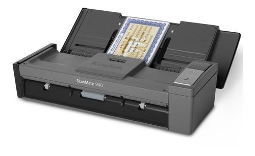 Escaner Kodak Scanmate I940 Portatil Duplex Adf 20ppm