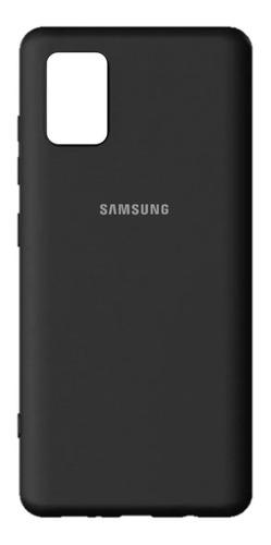 Funda Silicona Samsung Galaxy A11, A31, A51, A71 + Mica 9d