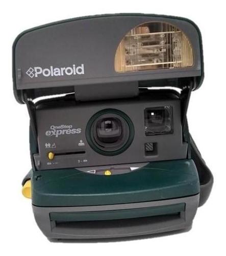 Cámara Polaroid One Step Express 600 Sin Repuestos Usada