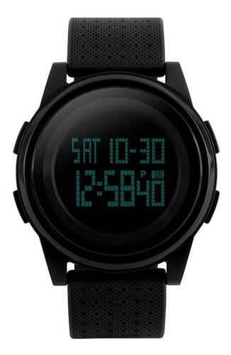 Reloj Deportivo Luz Sumergible Cronometro Skmei 1206 Alarma