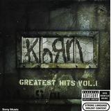 Cd Korn Greatest Hits Vol.1