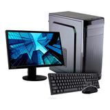 Computadora Completa Amd Intel Dual Core 8gb Led 22 N69