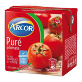 Pure De Tomate Arcor X520 Gramos