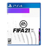 Fifa 21 Standard Edition Físico Ps4 Electronic Arts