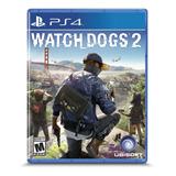Watch Dogs 2 Formato Físico Ps4 Original