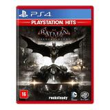 Batman: Arkham Knight Standard Edition Warner Bros. Ps4 Físico