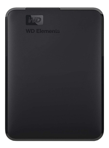 Disco Duro Externo Portatil Elements 1tb Usb 3.0 Negro Wd