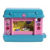 Caja De Juguetes Hamster Para Ninas Marca Mattel