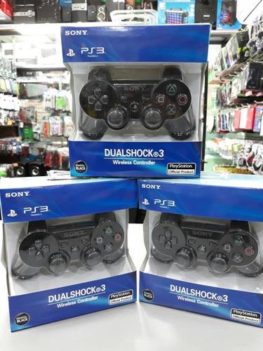 Joystick Ps3 Sony Original  Bluetooth Inalambrico Ofertón