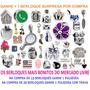 Kit 20 Berloques Pingente Pulseira P Pandora Vivara Original