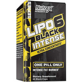 Lipo 6 Intense Nutrex Original Sellado
