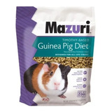 Alimento Premium Para Cuy Cuyi Cobaya Mazuri Guinea Pig 1kg