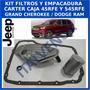 Kit Filtros Empacadura Caja Jeep Grand Cherokee 4g 2011-2017 Jeep Grand Cherokee