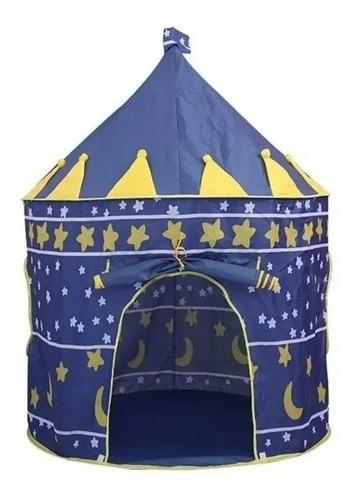 Castillo Carpa Para Niños Y Niñas Infantil